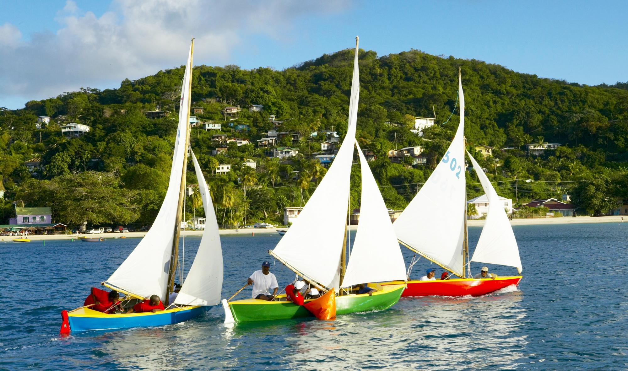 Sailing Grenada