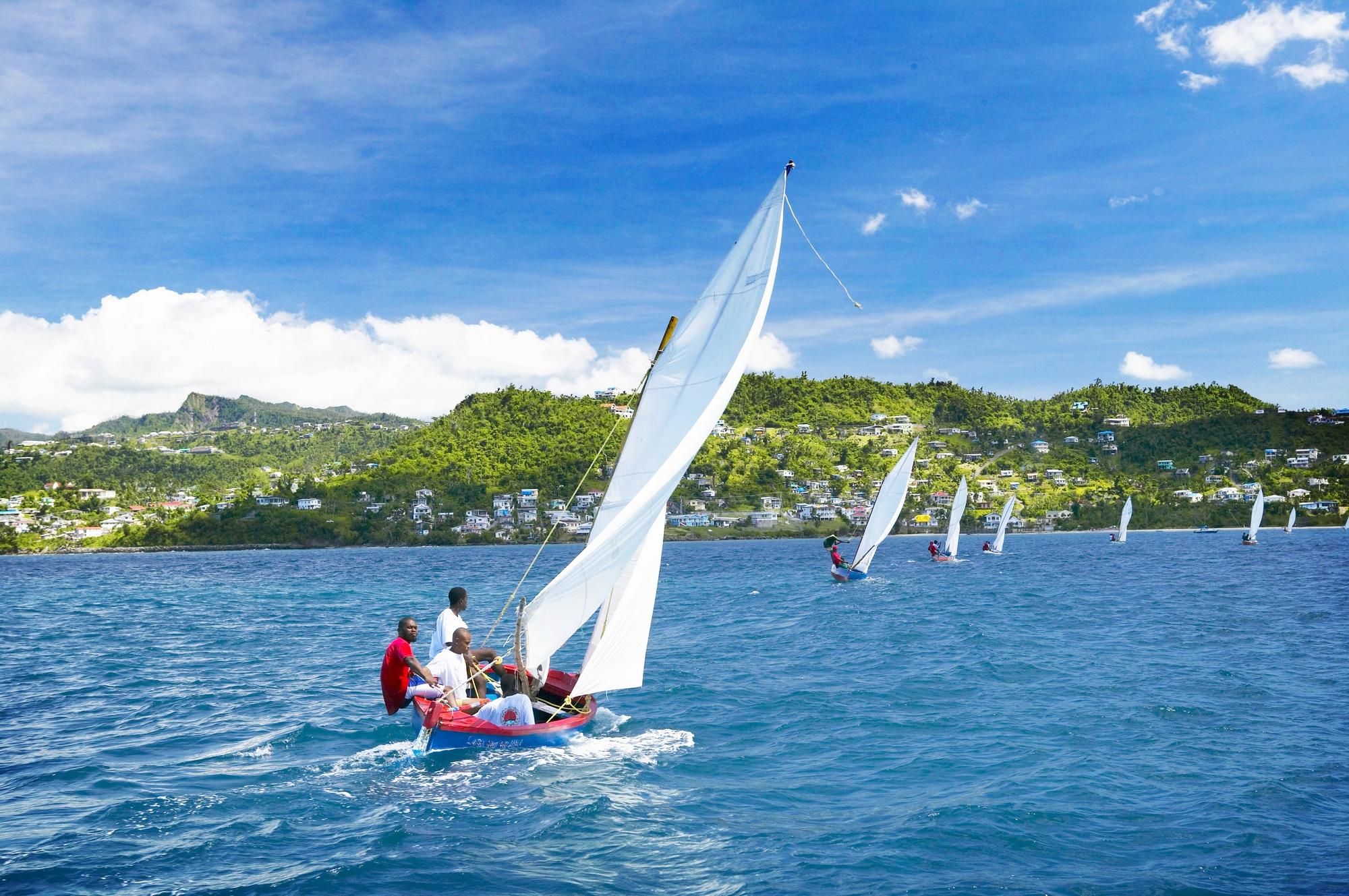 Work Boat Regatta, Grenada