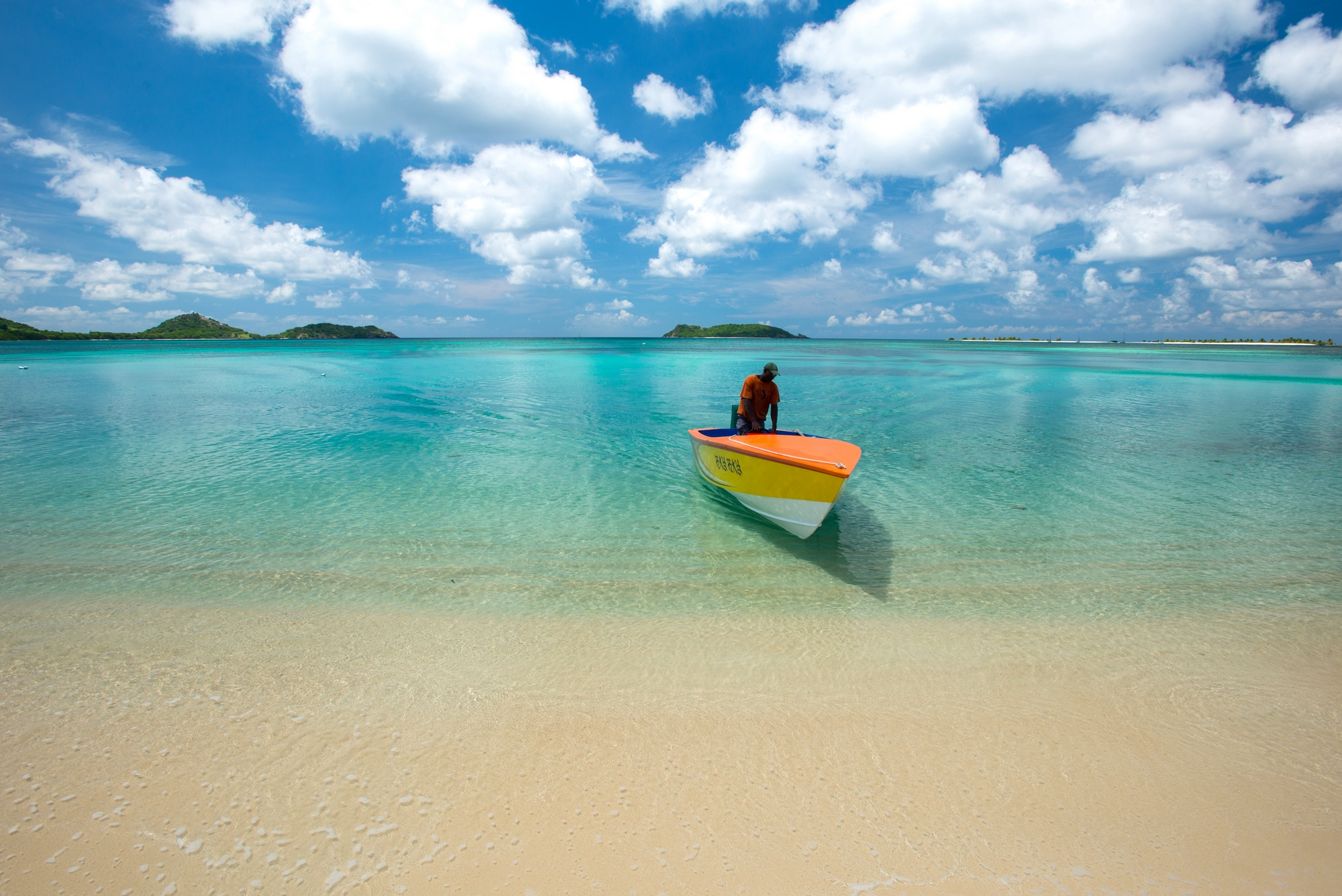 Paradise Beach, Grenada