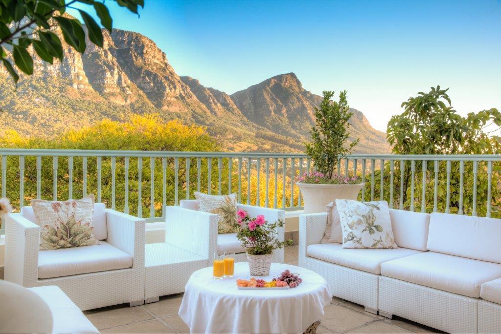 Villa rental South Africa