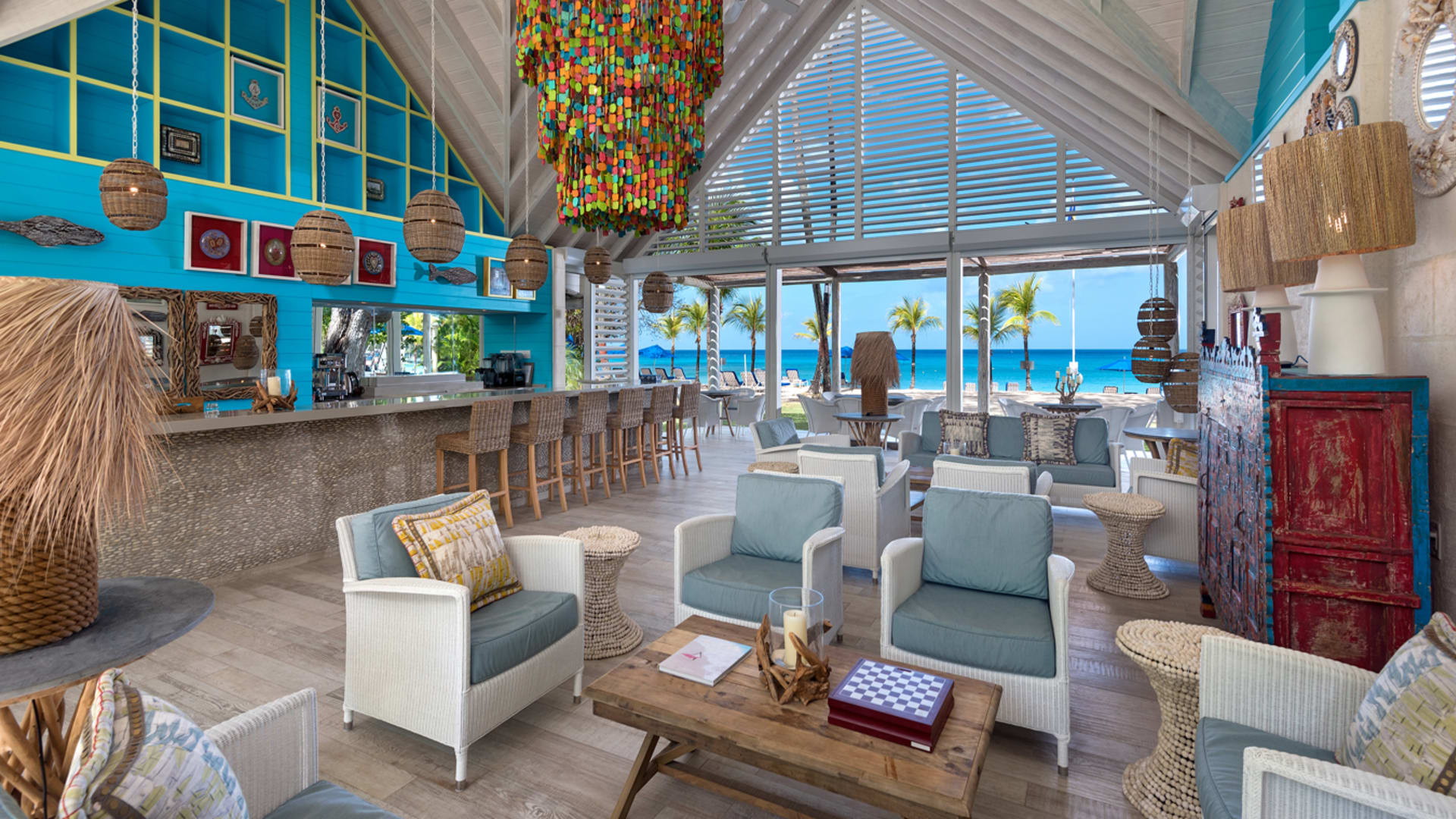 Sandy Lane Owners Beach Club