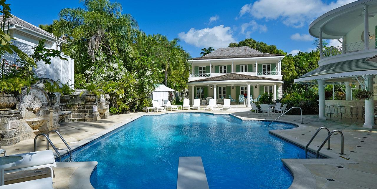 8 bedroom villas in Barbados