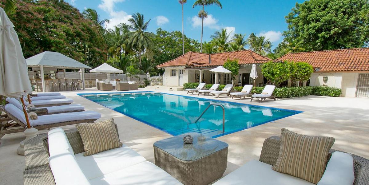 Barbados villas with private pools