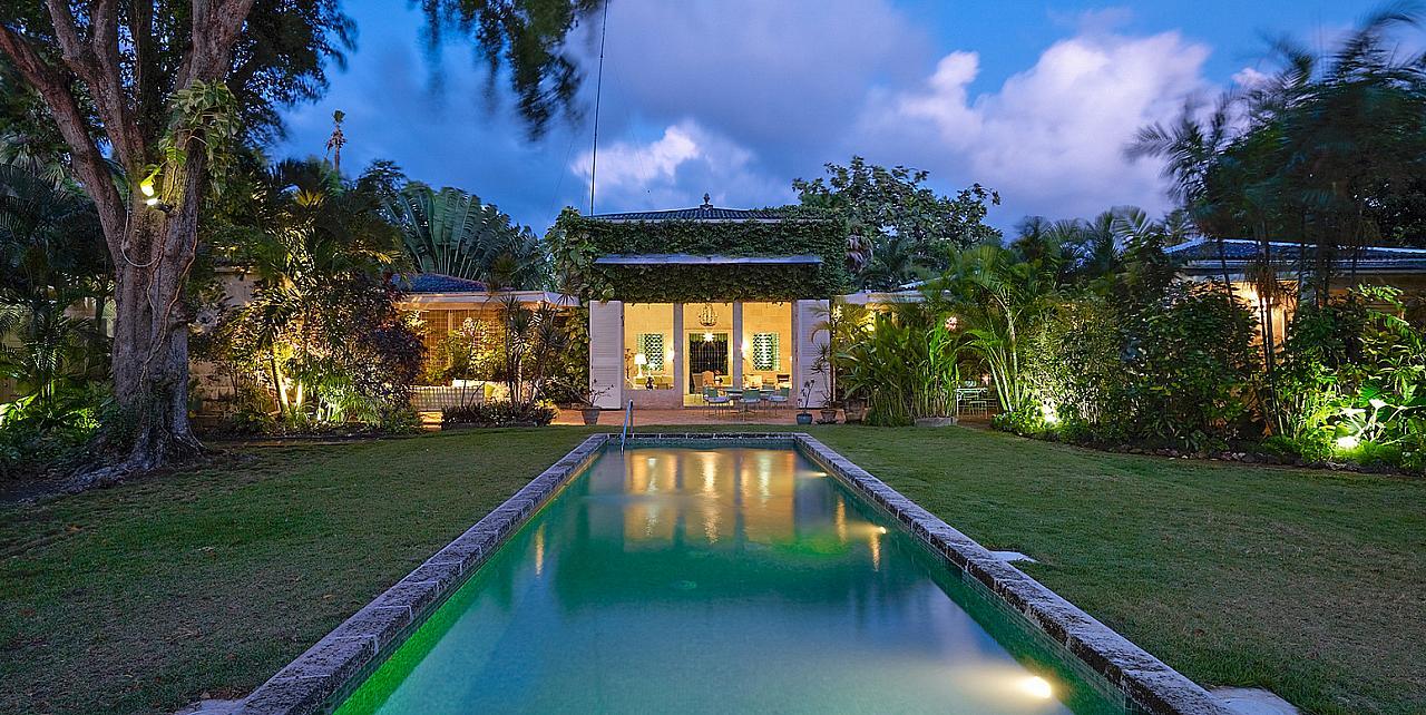 Barbados, Nelson Gay Villa & Pool
