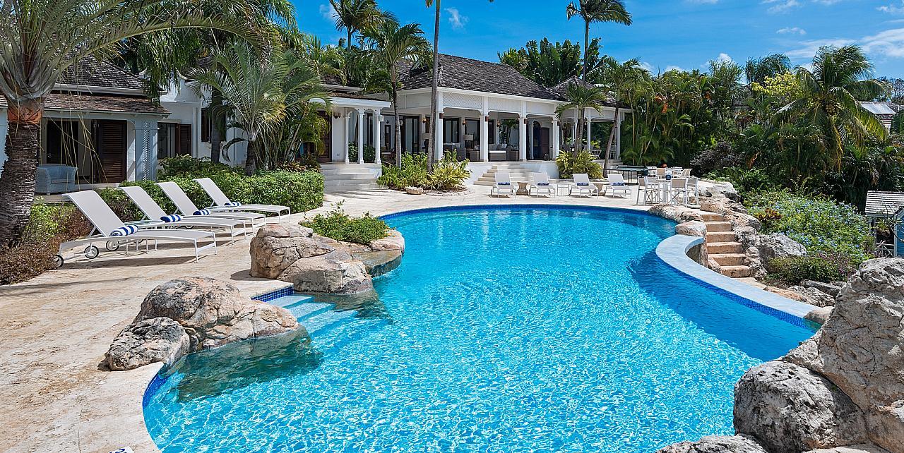 Barbados, Sugar Hill Sunwatch Villa