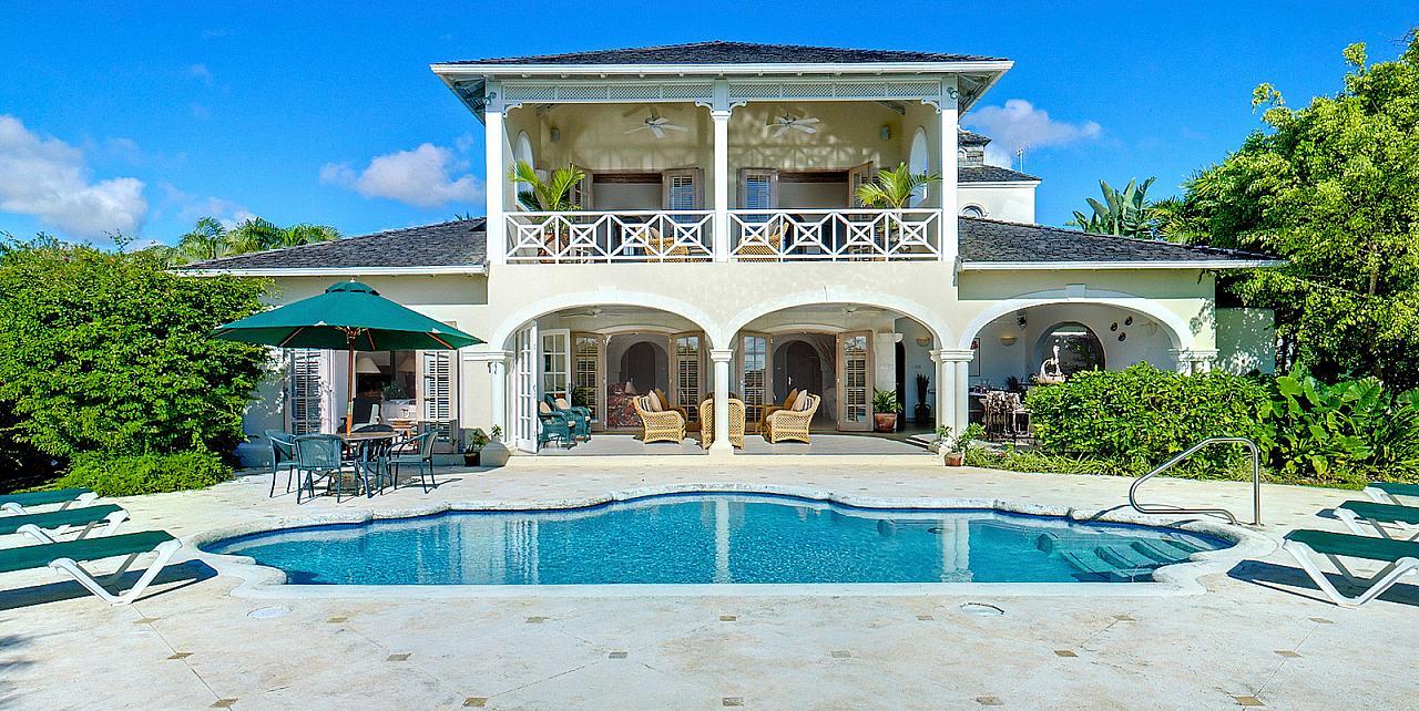 Barbados, Sugar Hill Oceana Villa & Pool