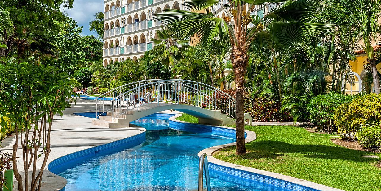 Barbados, Sapphire Beach Apartment 505