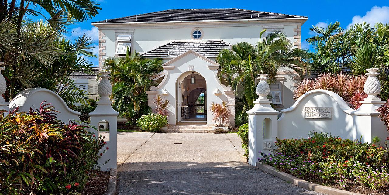 Barbados, Royal Westmoreland, Benjoli Breeze Villa
