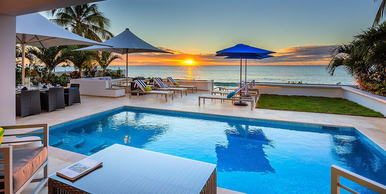 Barbados, Nirvana Villa - Pool