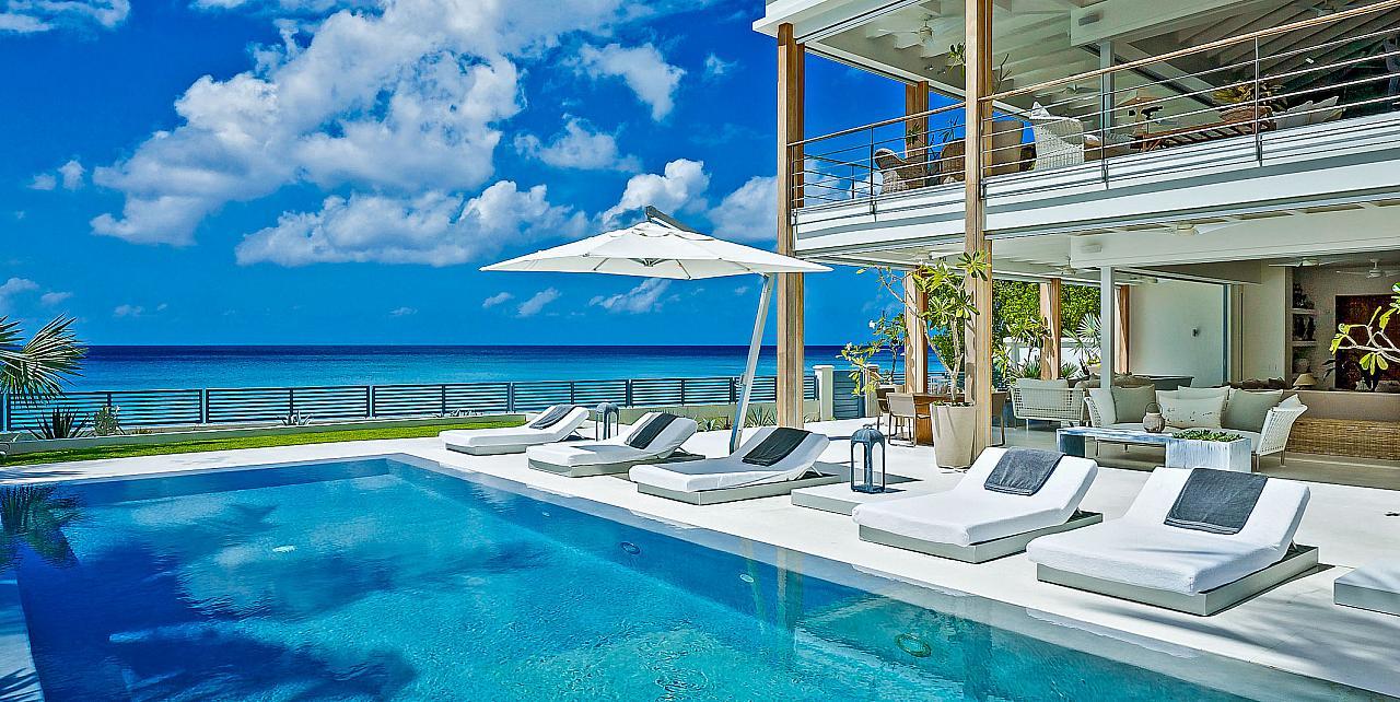 Barbados, The Dream Beachfront Villa