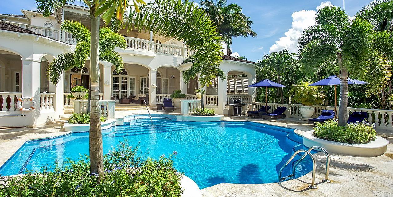 Barbados, Royal Westmoreland - Plantation House