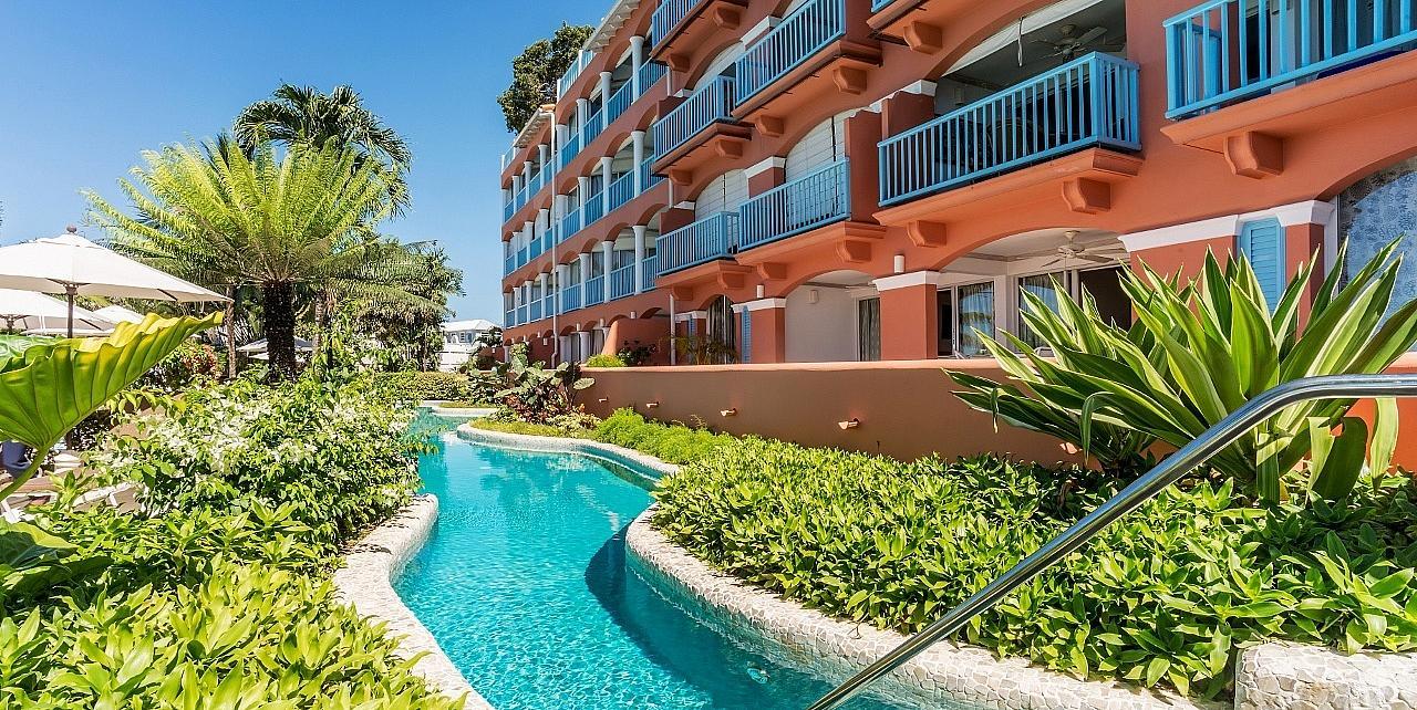 Barbados, Villas on the Beach 303 Apartment