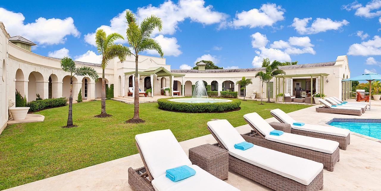 Barbados, Marsh Mellow Villa & Pool
