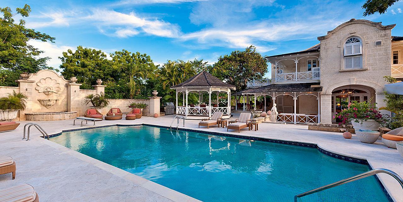 Barbados, Sandy Lane High Cane Villa