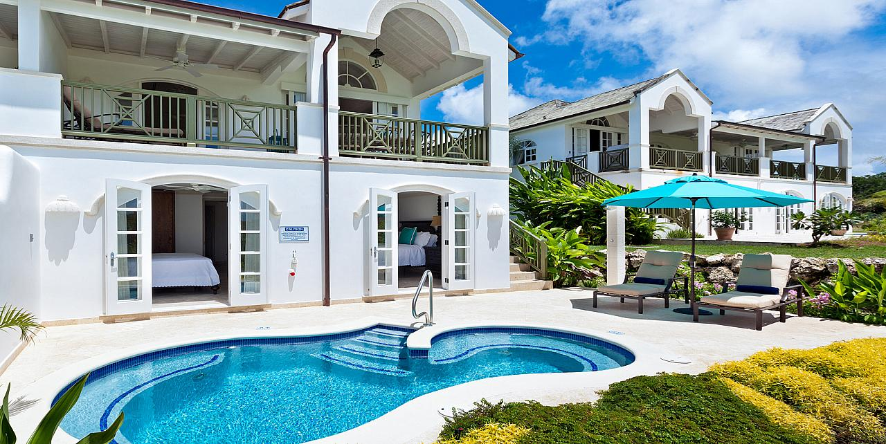 Barbados, Royal Westmoreland Cherry Red Villa