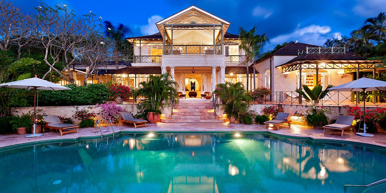 Barbados, Gardenia Villa