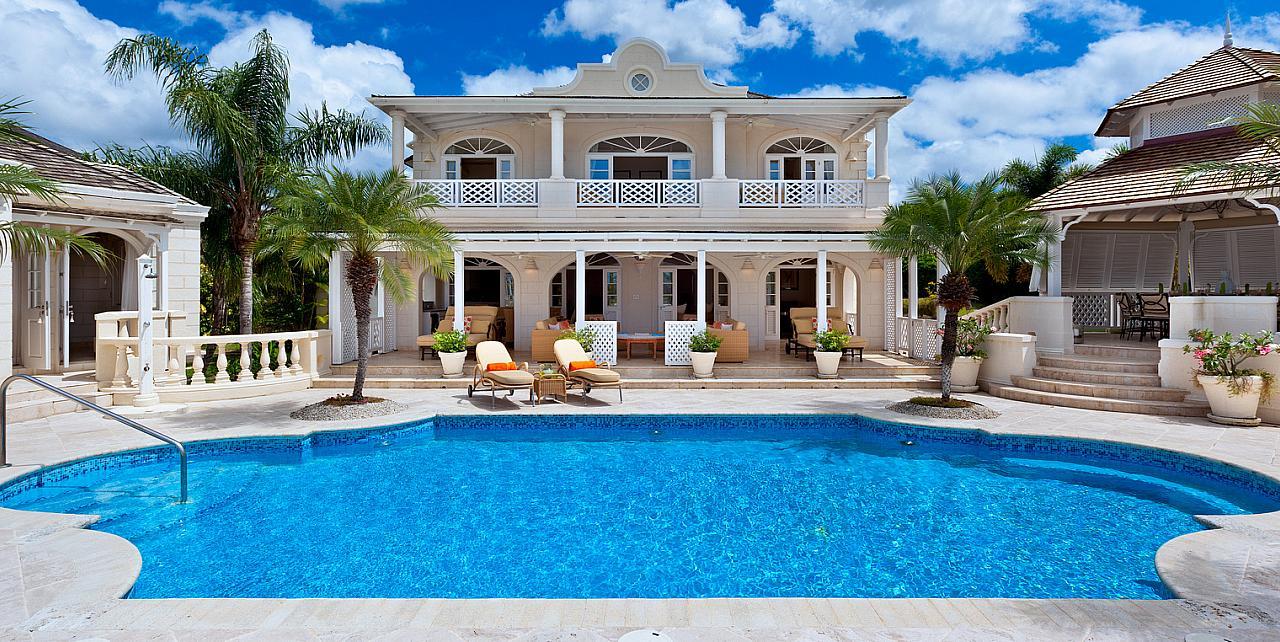 Barbados, Sugar Hill Half Century House & Pool