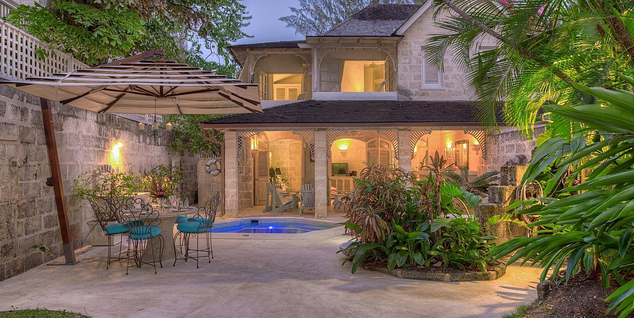 Barbados, Waverley Luxury Villa