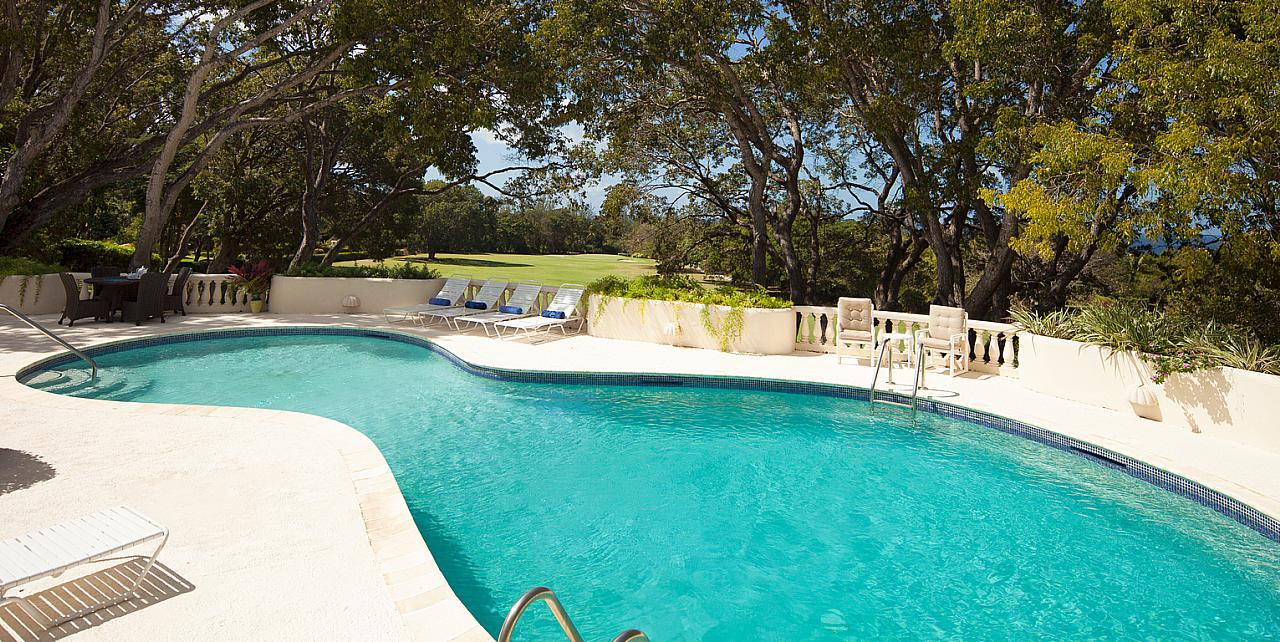 Barbados, Sandy Lane - Casuarina Villa