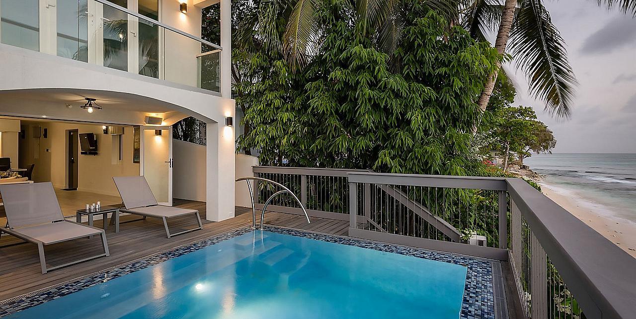 Barbados, Beachfront - Villa Imagine