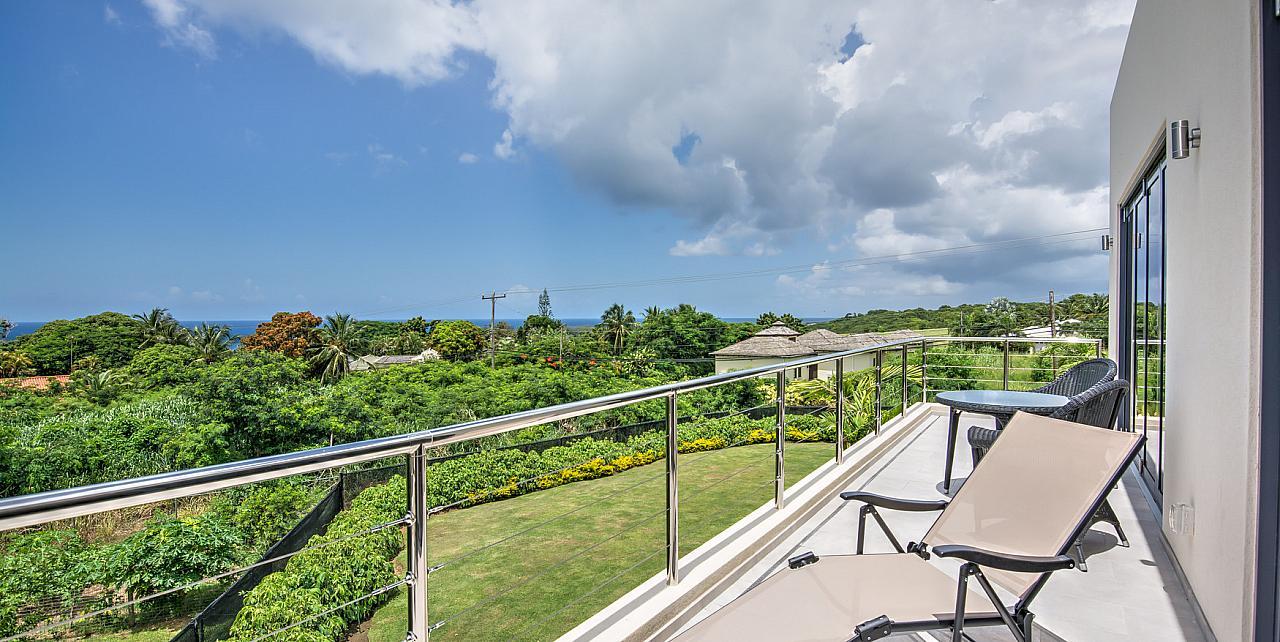 Barbados, Hummingbird Cottage - View