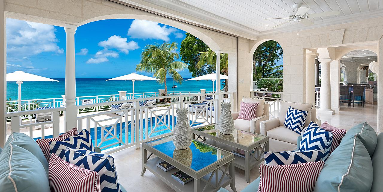 Barbados, 5 Bedroom Villa - Blue Lagoon