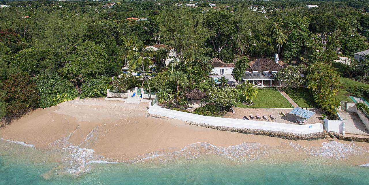 Barbados Beachfront - 4 Bedroom Villa - High Trees