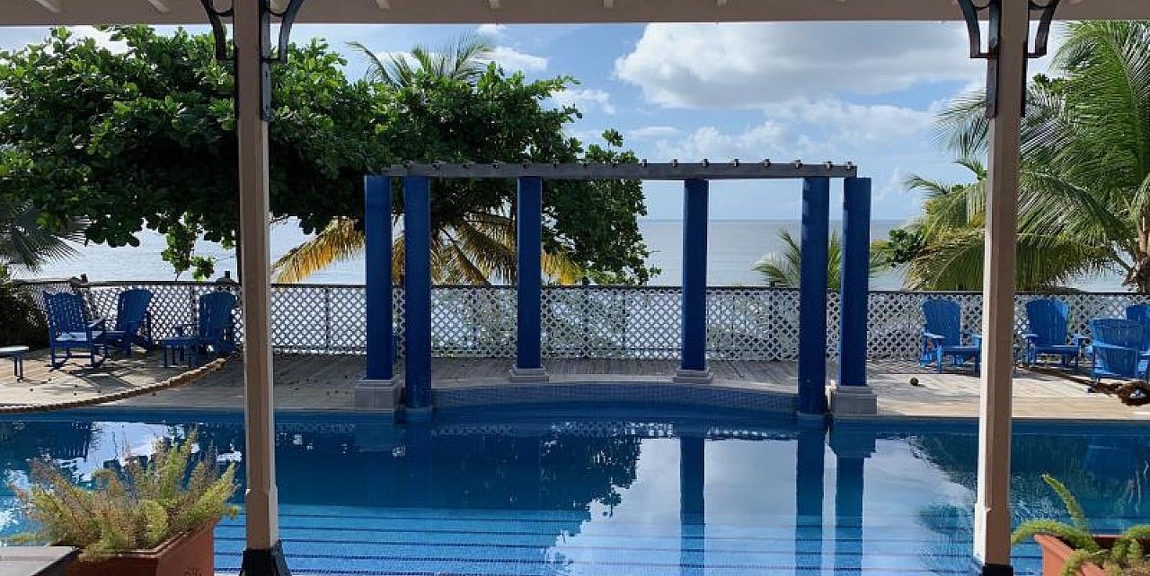 Barbados, Merlin Bay Villa Oceans Edge