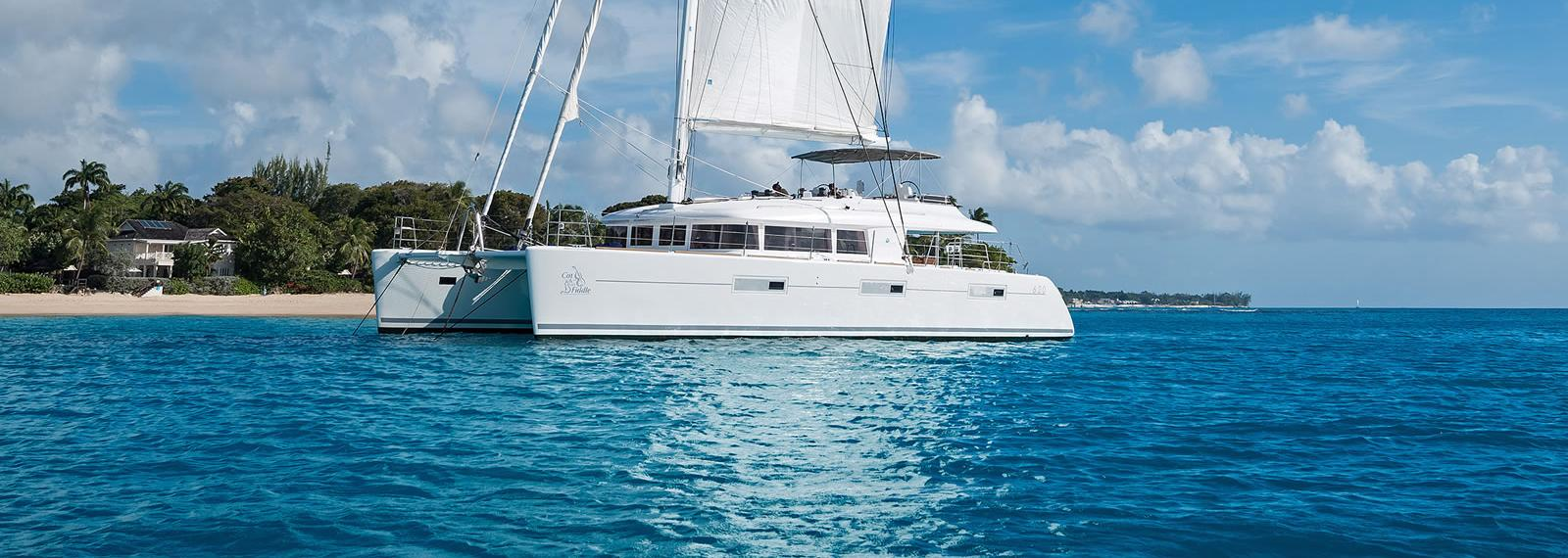 Catamaran and Day Cruises on Cat and Fiddle