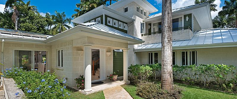The magnificent Stanford House Barbados offers luxury villa accommodation for 10 guests and is located at Polo Ridge in St. James, opposite the Barbados Polo Club. From this elevated position the views over the West Coast and to the Caribbean Sea are spectacular. Stanford House offers spacious accommodation of exceptional comfort for up to ten people and is all on one level plus air conditioned throughout. This luxury Barbados villa is very well suited for outdoor villa living and entertaining...